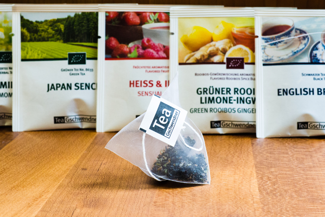 SAPPI GUARD PROVIDES PROTECTION FOR TEEGSCHWENDNER PREMIUM TEA