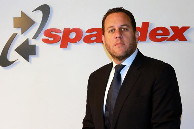 Gabriel Mops, nuevo Director General de Spandex Polynorma