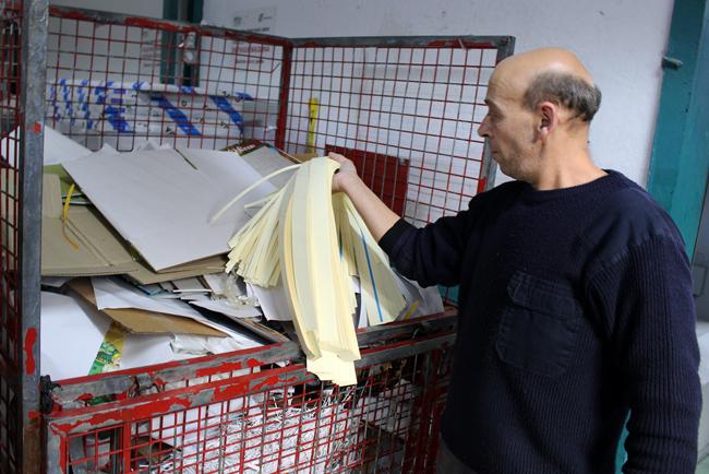 Gráficas la Paz recicla cerca de 150 toneladas de papel y cartón a lo largo de 2017