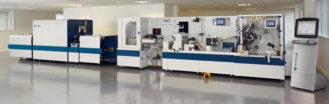 Domino consolida su posicionamiento en el sector de la impresión digital de etiquetas con la N610i