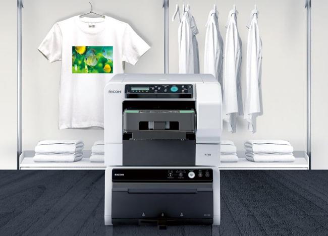 Ricoh impulsa la evolución de la impresión textil con TheMagicTouch