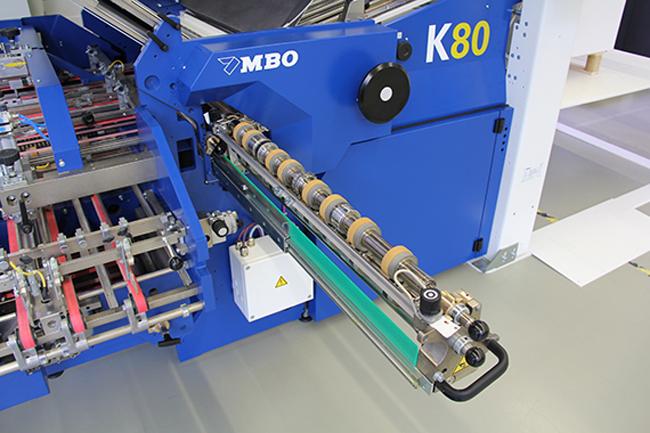 Nuevo éxito de ventas MBO K80