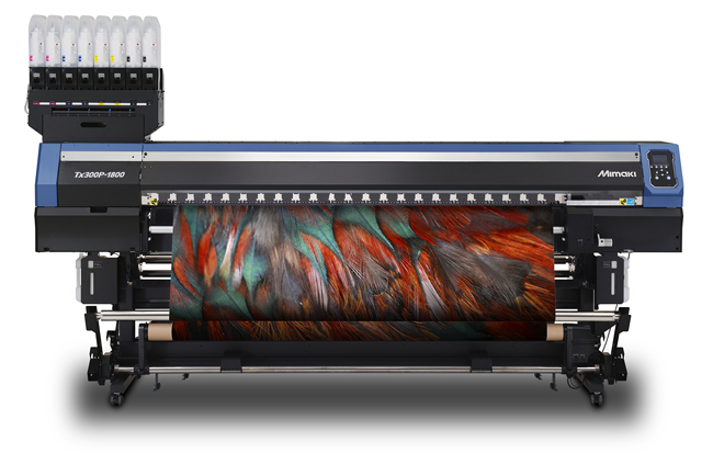 Mimaki pulls out all the stops at FESPA 2018