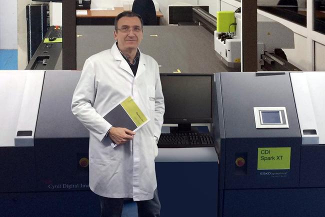 Equinox de Esko y Coflex ayudan a la empresa de manipulado DUCPLAST a producir planchas para imprimir con una mayor gama cromática