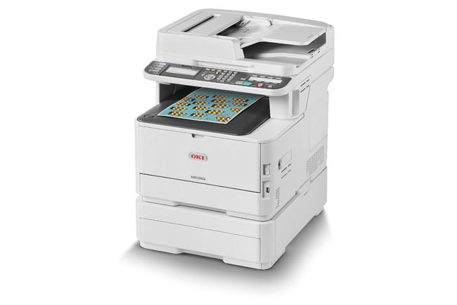 OKI agrega conectividad inalámbrica a sus impresoras de color A4 más avanzadas