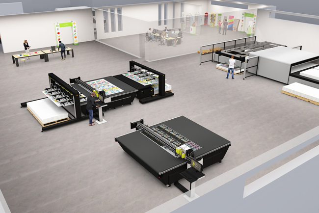 At FESPA, Esko leads the way in Automation for Sign, Display & Digital Corrugated Markets