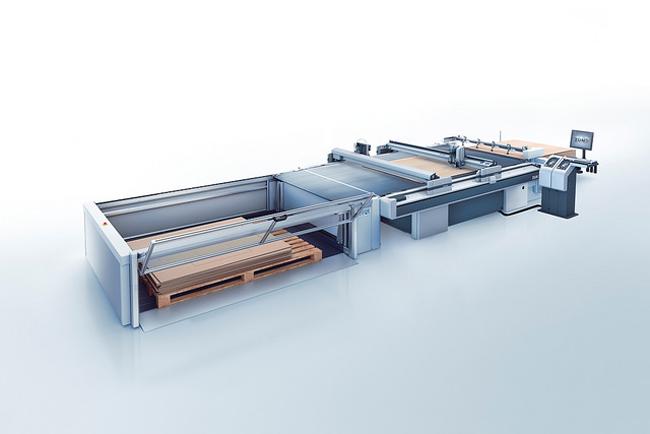 Zünd, más eficiente y más versátil que nunca en Fespa 2018