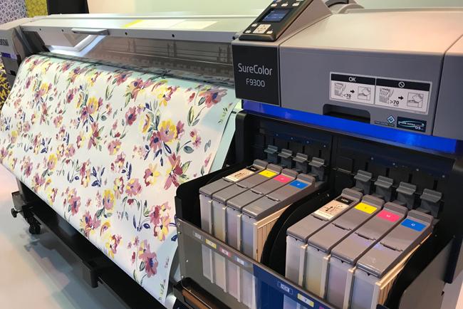 Epson promete aumentar ventas y clientes en FESPA con su extenso porfolio de impresión de gran formato