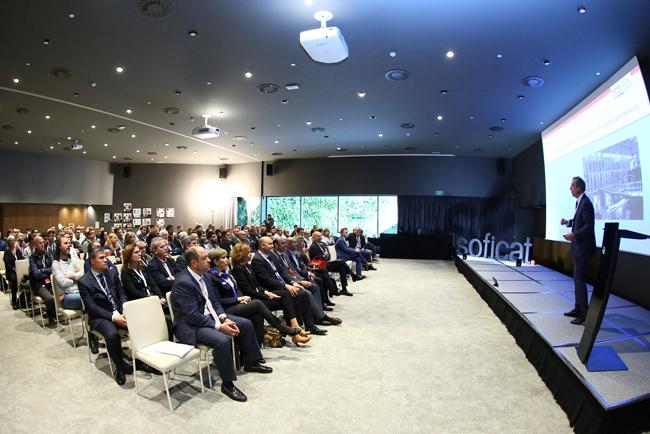 Soficat mira con optimismo al futuro en el Digital Printing Congress 2018