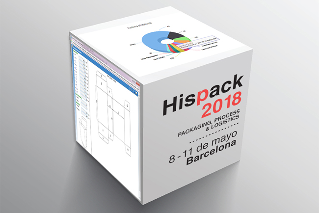 SISTRADE participará en la mayor feria de Packaging que se celebra en España, Hispack 2018