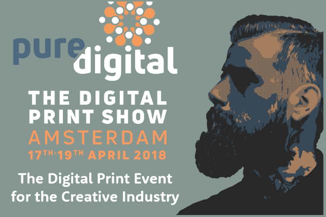 Antalis mostrará su experiencia en soportes para Impresión Digital en Pure Digital, un atractivo escaparate para la industria creativa