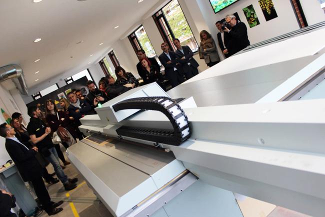 Mail Boxes ETC El Prat apuesta por Canon en su nuevo espacio Print & Contract