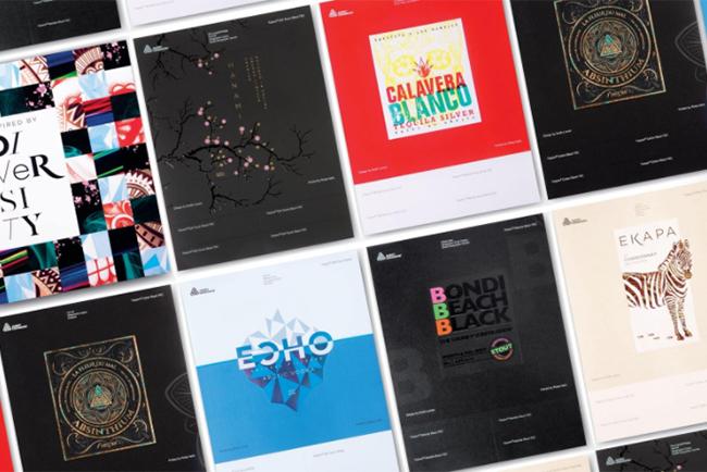 Avery Dennison inspira a los diseñadores, convertidores y propietarios de marca con sus nuevos y galardonados sobres inspiradores 'Black & White'
