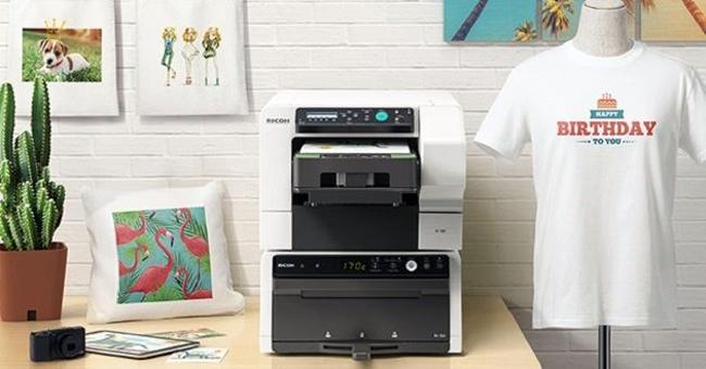 Ricoh presenta en España la solución de impresión textil ultra compacta Ri 100