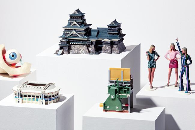 El auge de la impresión en 3D a todo color con Mimaki