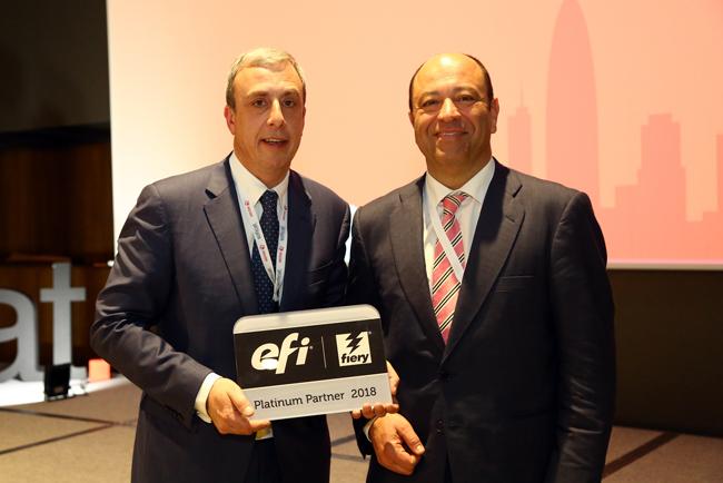 Soficat, nuevo Platinum Partner de EFI