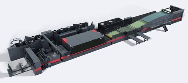 Smurfit Kappa se asocia con EFI para transformar su producción de cartón ondulado gracias a la nueva impresora digital de alta velocidad Nozomi