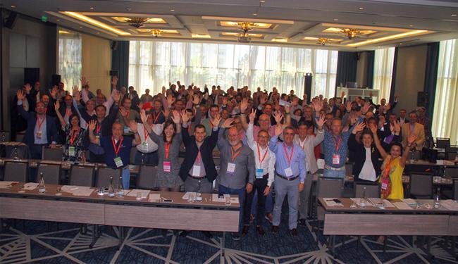 El XX Congreso de ANFEC, celebrado en Oporto y centrado en la industria 4.0, bate récords de participación