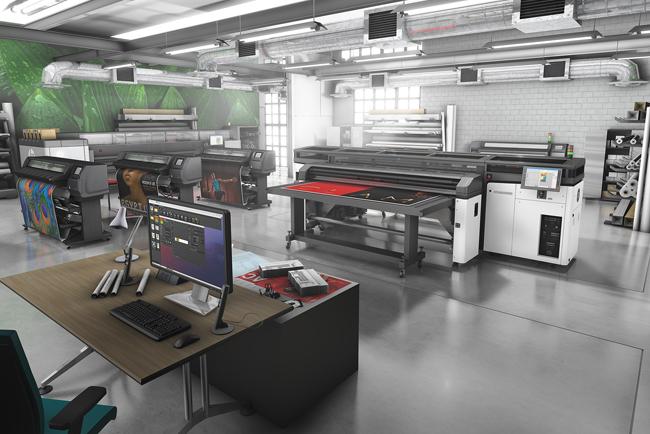 HP presenta una revolucionaria impresora Latex en FESPA