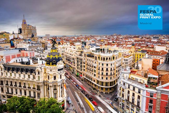Fespa anuncia nueva sede en España para la Fespa Global Print Expo 2020
