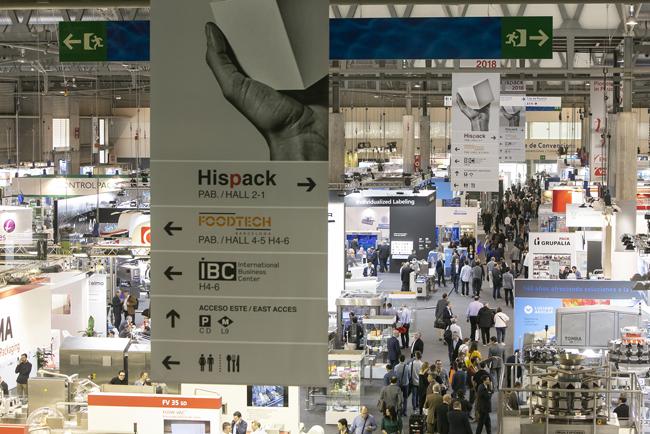 Hispack 2018 mostró una industria del packaging, más sostenible, digitalizada y eficiente
