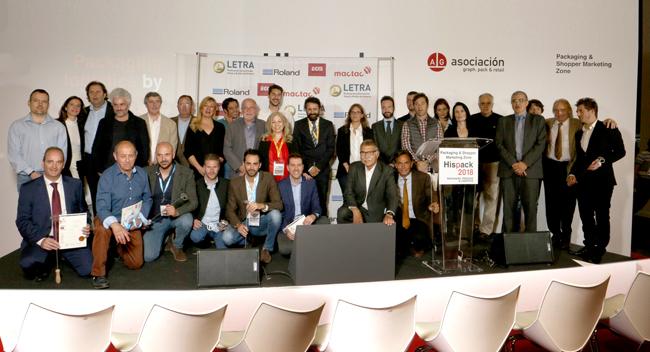 La XIX convocatoria de los Premios Letra, Premios de Comunicación Visual y Gráfica de Entorno, presenta su palmares