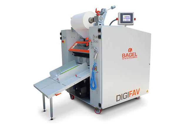 Bagel Systems presenta la laminadora que mejor se adapta a la impresión