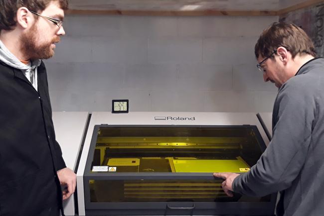 QPrint Osona, cosmética y nuevas oportunidades de negocio con la impresión digital