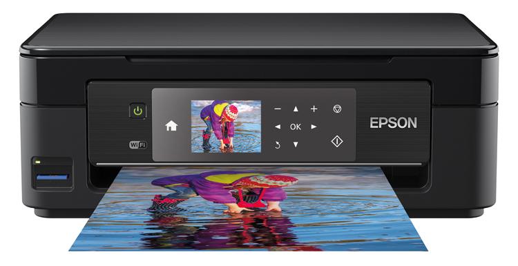Imprimir directamente desde el móvil ya es una realidad con las impresoras Epson Expression Home