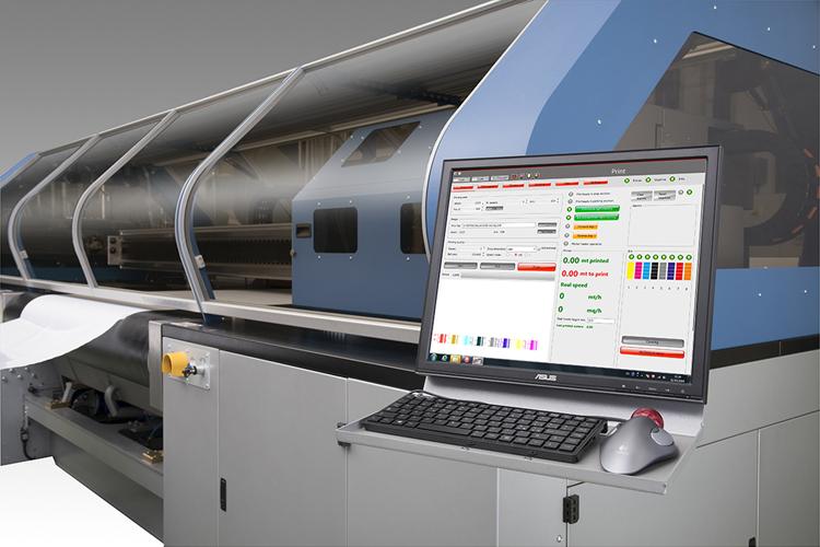 Mimaki mejora las capacidades de impresión textil digital con el sistema Tiger 1800B MkII
