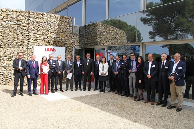 Se inaugura el IAM 3D HUB, un centro europeo de innovación digital en 3D especializado en fabricación aditiva