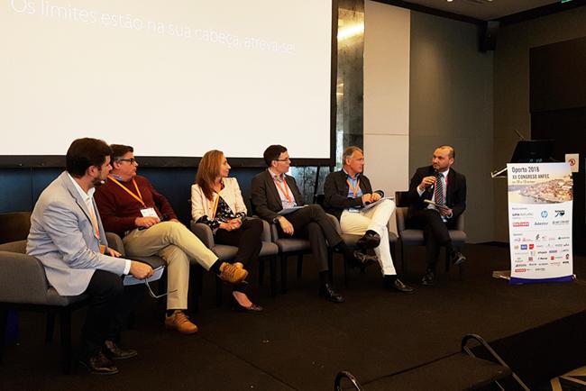 Miembros de toda la cadena de valor debatieron sobre industria 4.0 en el XX Congreso