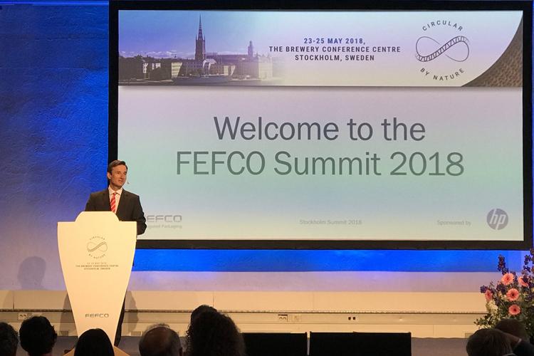 FEFCO Summit 2018: el Cartón Ondulado circular por naturaleza y listo para un futuro sostenible