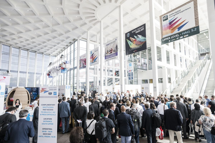 Record international attendance cements Fespa as leading Global Expo for speciality print