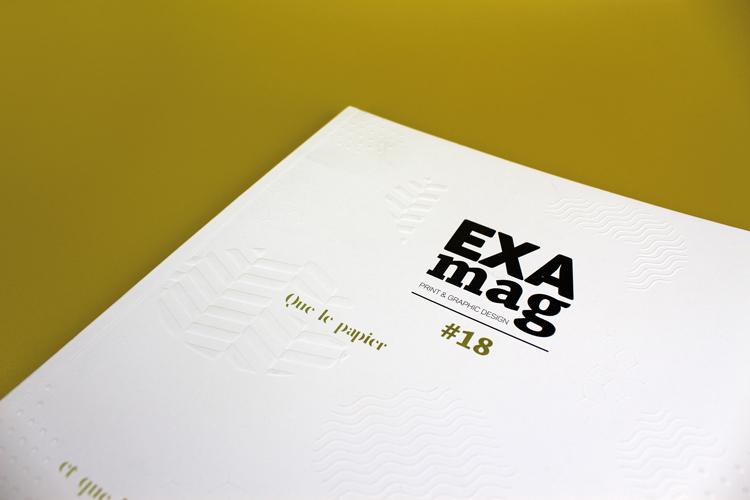 Exaprint ofrece acabados especiales para hacer tus diseños más llamativos