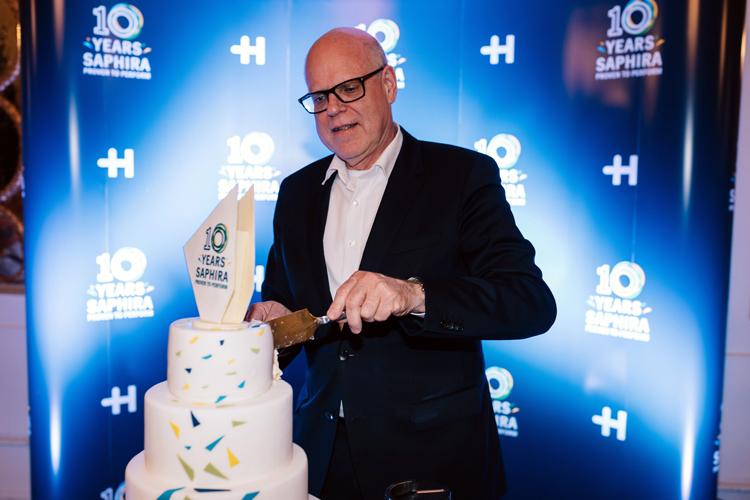 En 10 años, Saphira se ha establecido como una marca de calidad, el uso de consumibles de Heidelberg aumenta la productividad