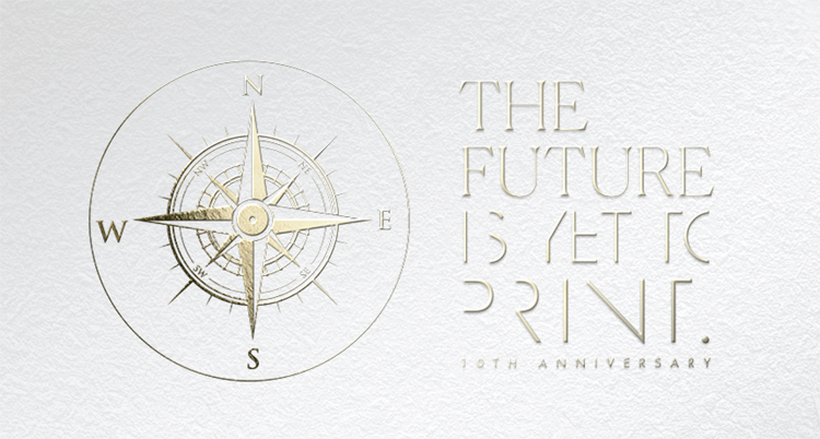 "Décimo aniversario de Fedrigoni España: ""The Future Is Yet To Shine"""