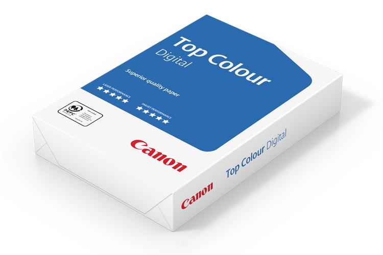 Canon presenta TopColour Digital, su papel de alta gama para una impresión en color perfecta