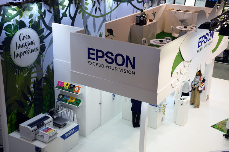Epson mostrará la tienda del futuro en el salón C!Print en Madrid
