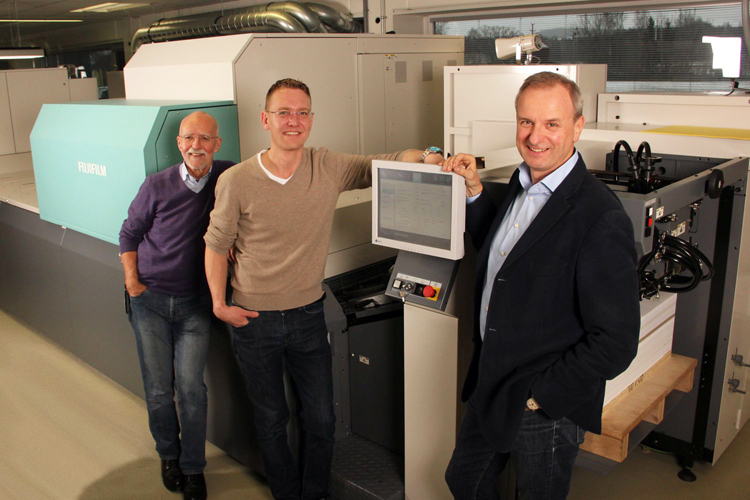 Jet Press 720S investment helps Austrian printer meet growing demand for short-run and personalised print work
