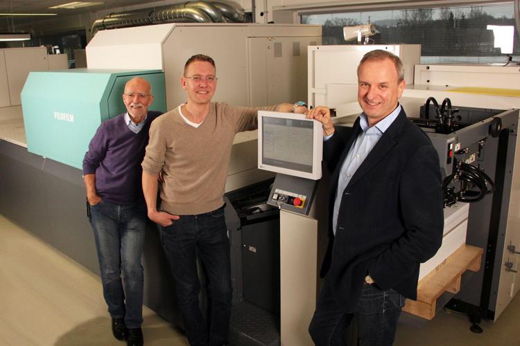 La inversión en una Jet Press 720S ayuda a un impresor austríaco a satisfacer la creciente demanda de tiradas cortas y trabajos personalizados