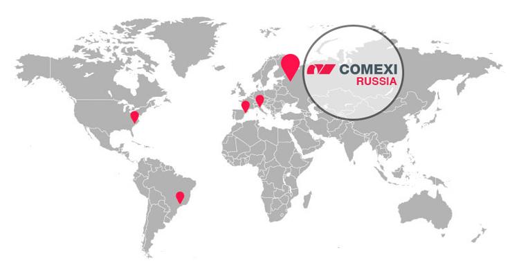 Comexi expande su presencia en el mercado ruso y CEI con la apertura de su primera oficina en Moscú