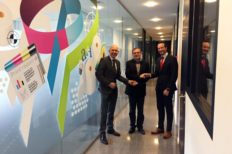 La asociación entre Q.I. Press Controls y Coldset Printing Partners disfruta de una intensidad renovada