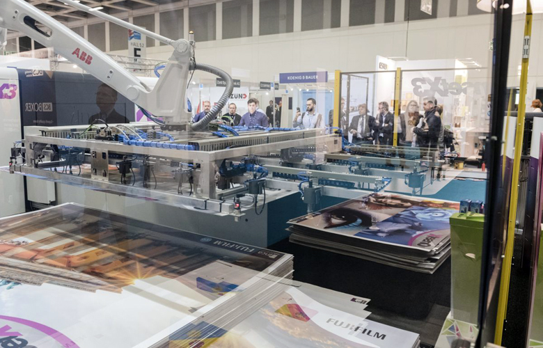 First FESPA Digital Corrugated Experience delivers unique learning event for blue-chip brands, packaging converters and grpahic producers