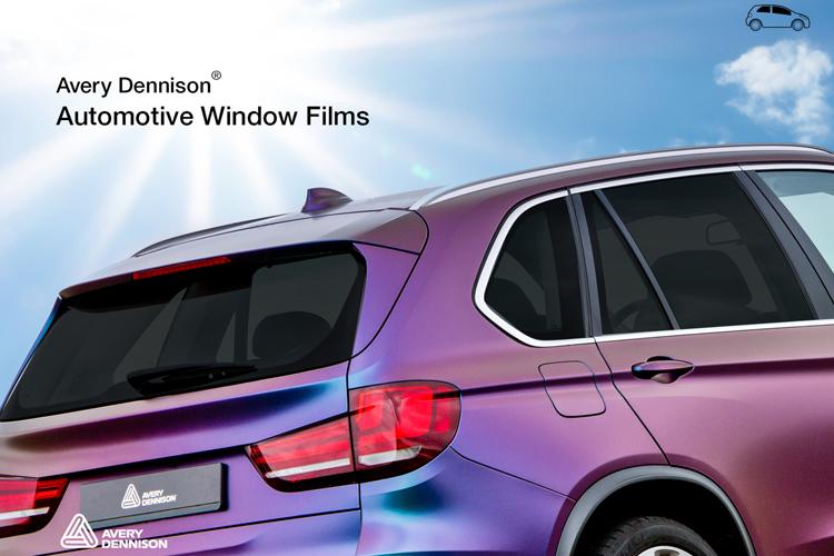 Spandex Polynorma presenta los nuevos 'Windows Films' de Avery Dennison®