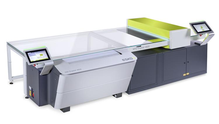 Esko simplifica aún más la producción de planchas de flexografía
