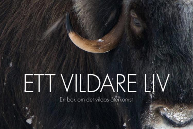 """WWF Suecia premia """"A Wilder Life"""", Panda Book del Año 2018, impreso en Cocoon, el papel 100% reciclado distribuido por Antalis"""