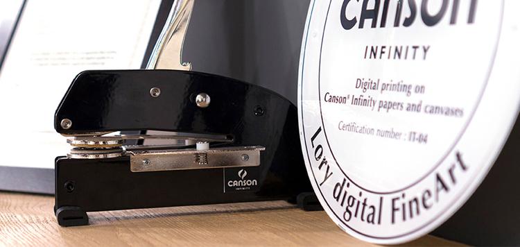 Canson® Infinity Certified Print Lab Program, garantía de impresión de alta calidad para los fotógrafos