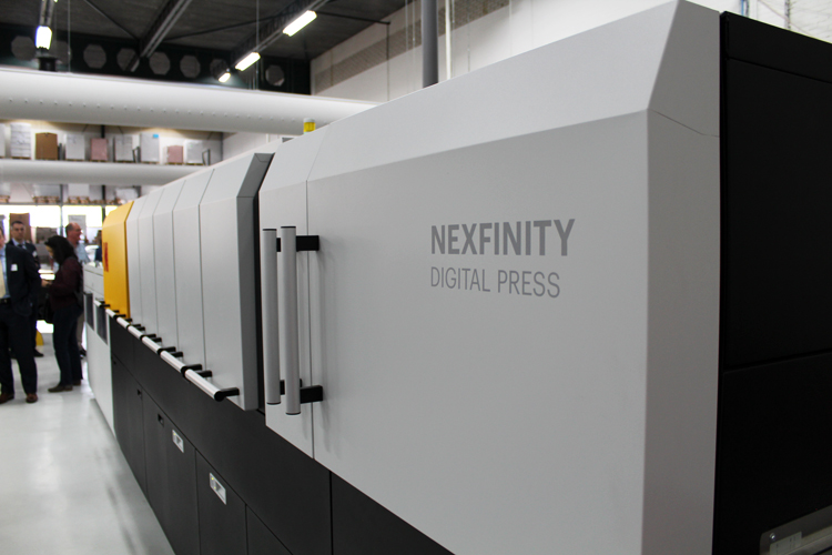Kodak hace la presentación europea de la nueva Nexfinity