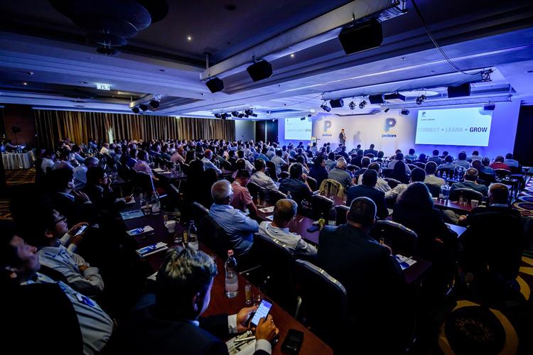 Prokom, un congreso internacional que inspira